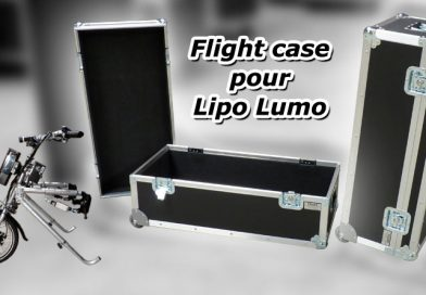 Lipo Lomo boite de transport type Flight case