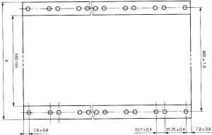 norme rack 19 pouces