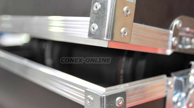 renfort d'angle pour flight case