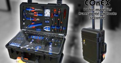 valise peli case étanche et anti chocs