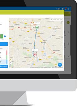 géolocalisation de vos caisses de transport